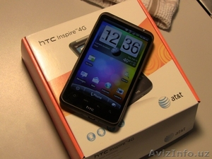 HTC Inspire 4G Smartphone Unlocked Phone $300USD - Изображение #1, Объявление #411784