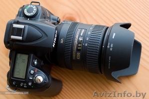 Nikon D7000 Digital SLR Camera with Nikon AF-S DX 18-105mm lens $850USD - Изображение #1, Объявление #411786