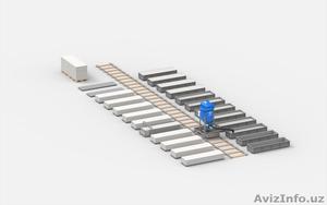 Оборудование для производства газобетонных блоков АСМ-30С - Изображение #1, Объявление #1582505